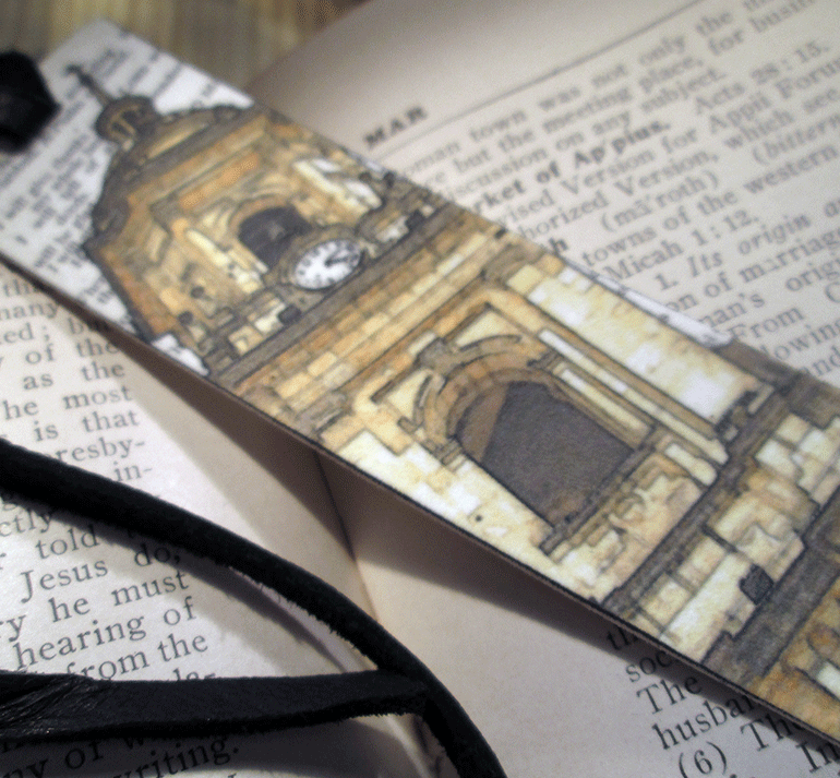 Bible Bookmark